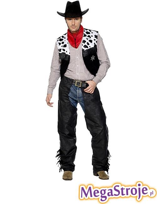 Kostium Kowboj czarny
