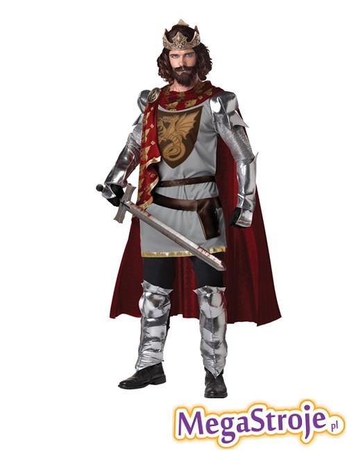 Kostium Król Artur lux
