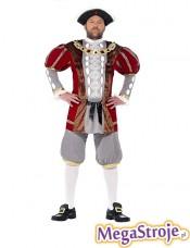 Kostium Król Henryk Tudor