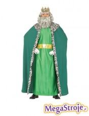 Kostium Króla zielony