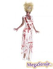 Kostium Królowa Balu zombie