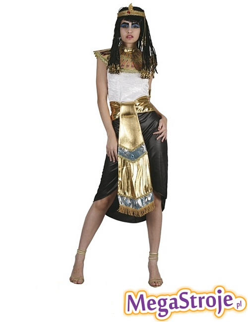 Kostium królowa Nefertari