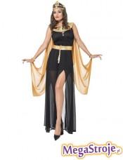 Kostium Królowa Nilu czarno-złota
