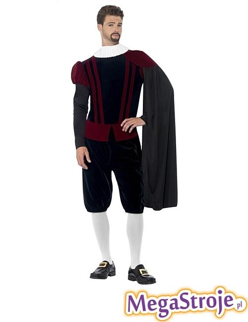 Kostium Książę Tudor
