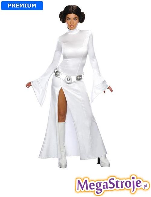 Kostium Księżniczka Leia