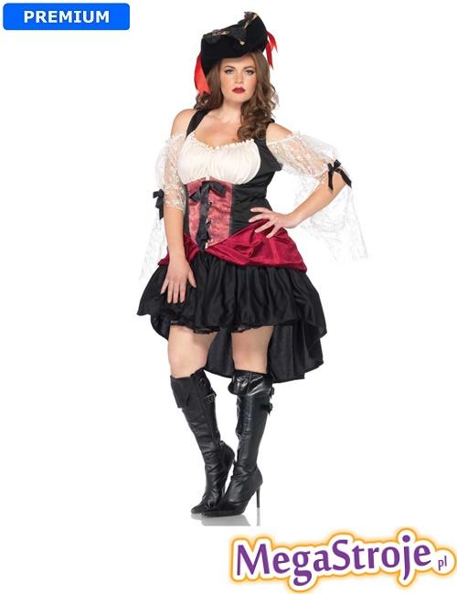 Kostium Kusząca Piratka
