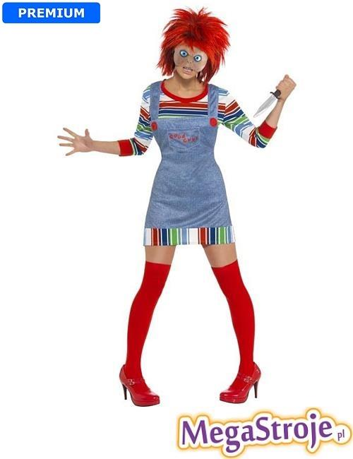 Kostium Laleczka Chucky damski