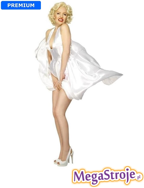 Kostium Marilyn Monroe