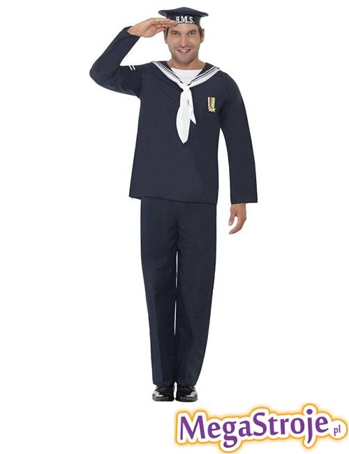 Kostium Marynarz Retro