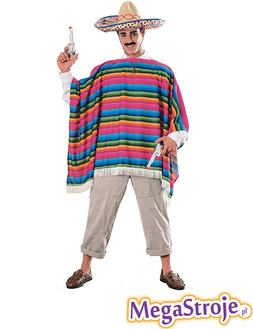 Kostium Meksykanin 2