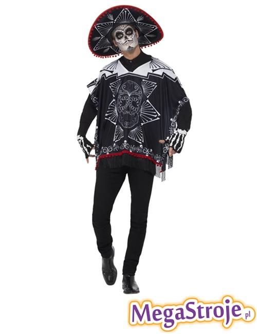 Kostium Meksykanin w Dzień Śmierci