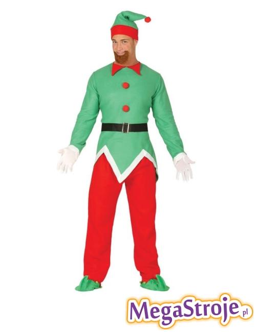 Kostium męski Elf