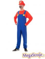 Kostium męski Mario