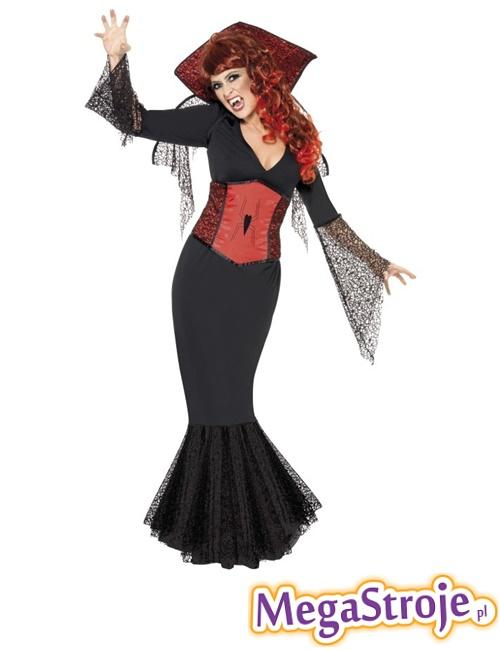 Kostium Miss Widow Vamp
