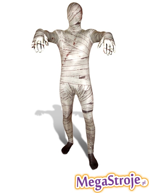 Kostium Mumia Second Skin