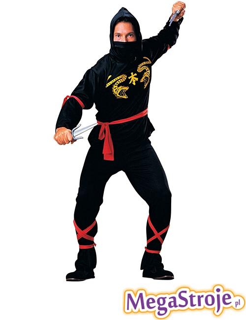 Kostium Ninja 3