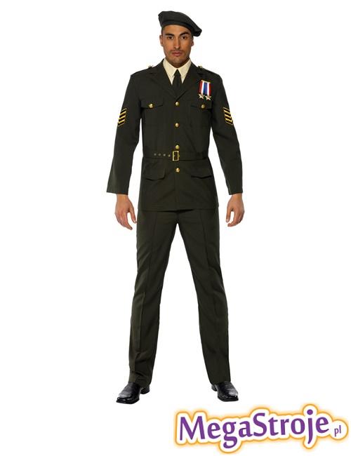Kostium Oficer