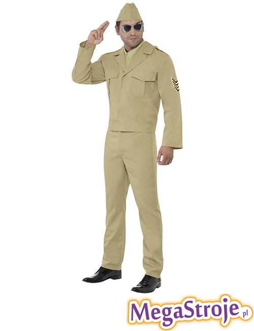 Kostium Oficer z II wojny światowej