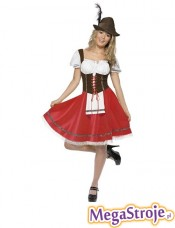 Kostium Oktoberfest 2 damski