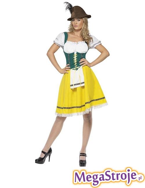 Kostium Oktoberfest damski