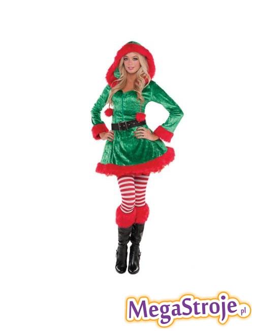 Kostium Pani Elf 2
