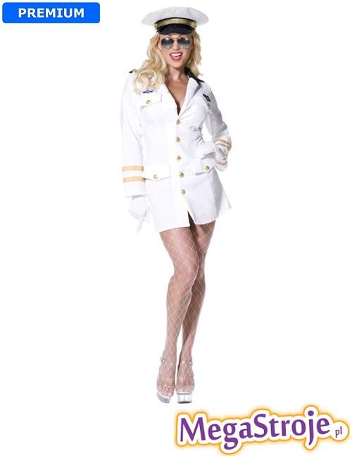 Kostium Pani Oficer marynarki 2