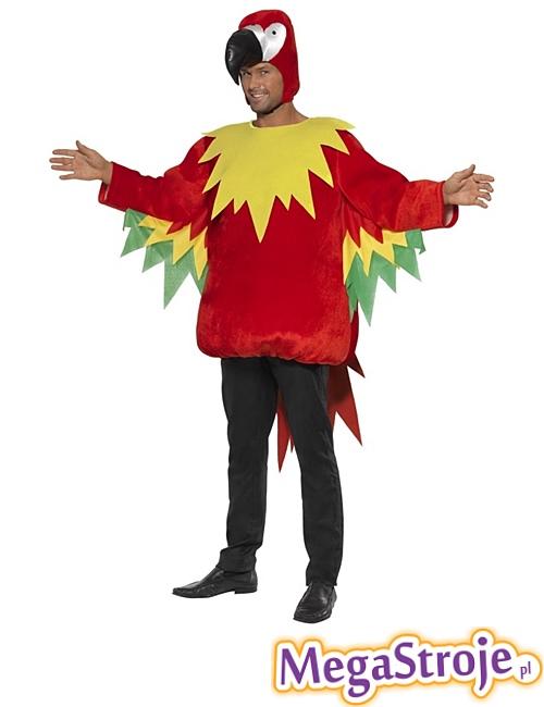 Kostium Papuga