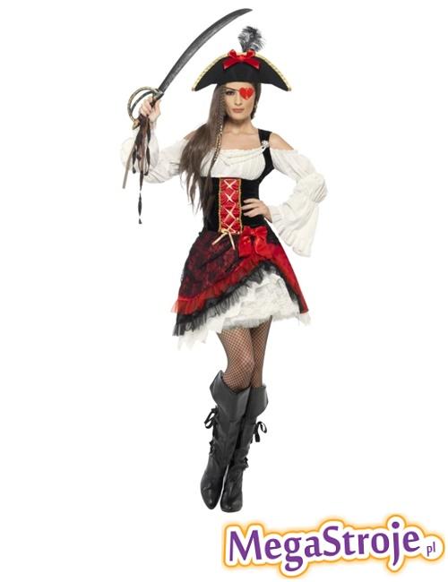 Kostium Piękna Piratka