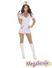 Kostium Pielęgniarka biała 2