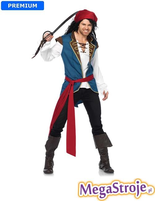 Kostium Pirat lux