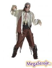 Kostium Pirat zombie