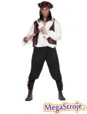 Kostium Pirat Zza Oceanu