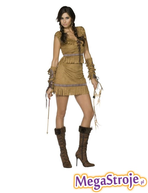Kostium Pocahontas