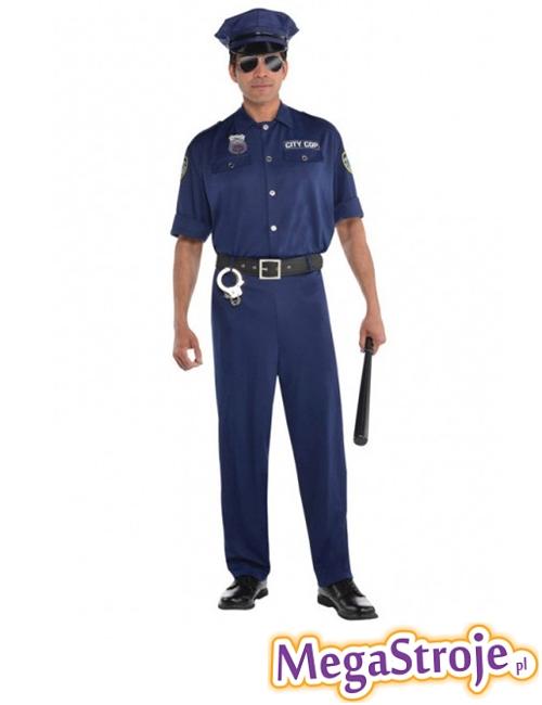 Kostium Policjanta 3