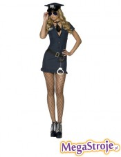 Kostium Policjantka granatowa