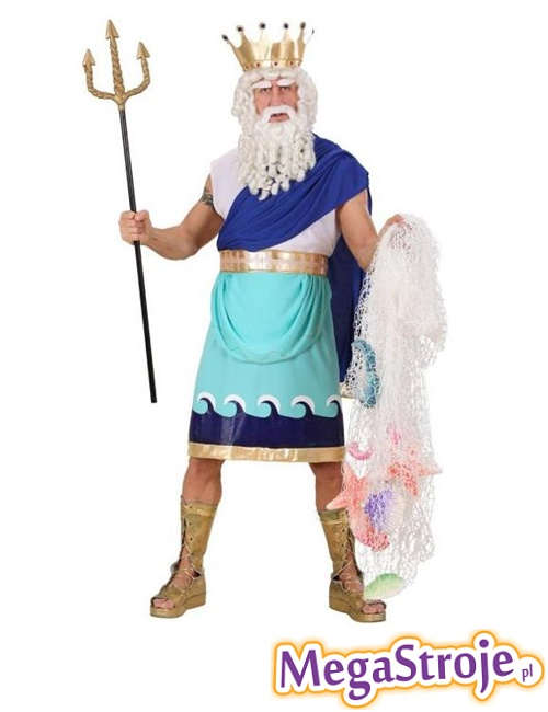 Kostium Posejdon