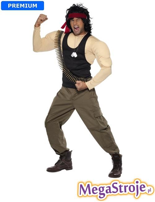 Kostium Rambo