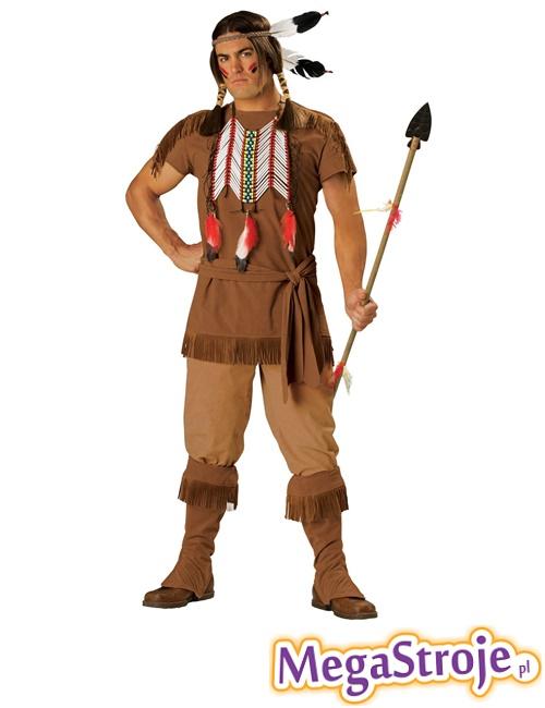 Kostium Rdzenny Amerykanin