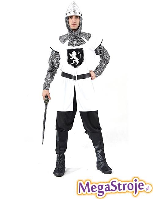 Kostium Rycerz biały