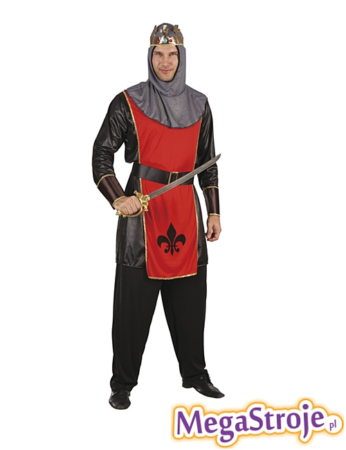 Kostium Rycerz Króla Artura Gareth