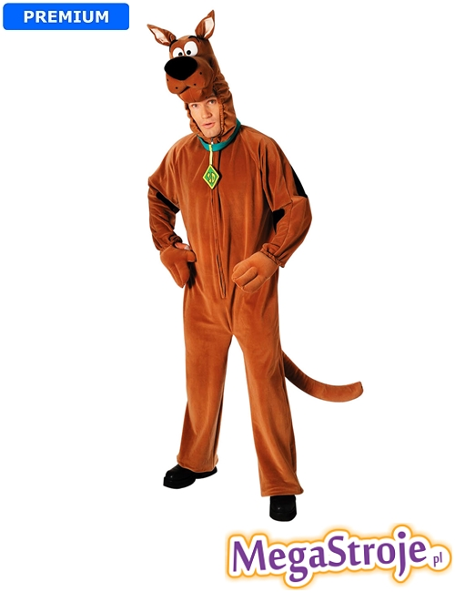 Kostium Scooby Doo