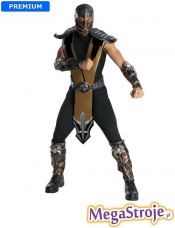 Kostium Scorpion lux - Mortal Kombat