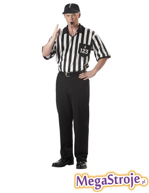 Kostium Sędzia sportowy