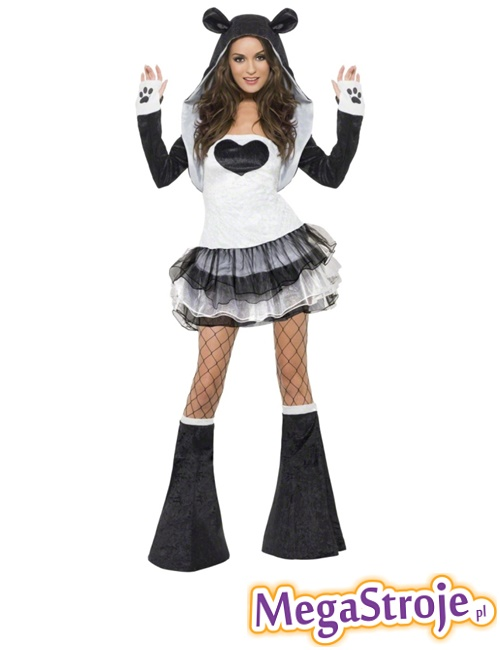 Kostium Seksowna Panda