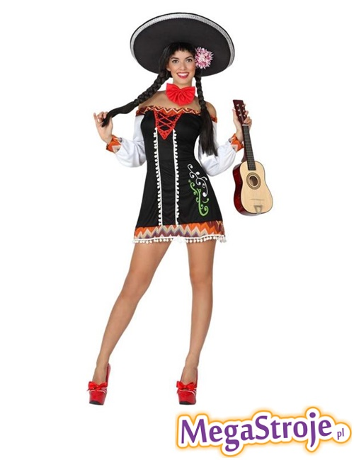 Kostium Sexy Meksykanka
