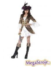 Kostium Sexy Piratka 7