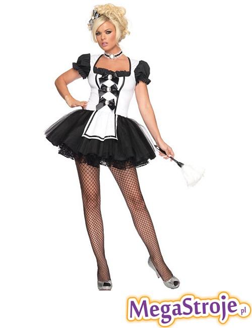 Kostium Sexy Pokojówka