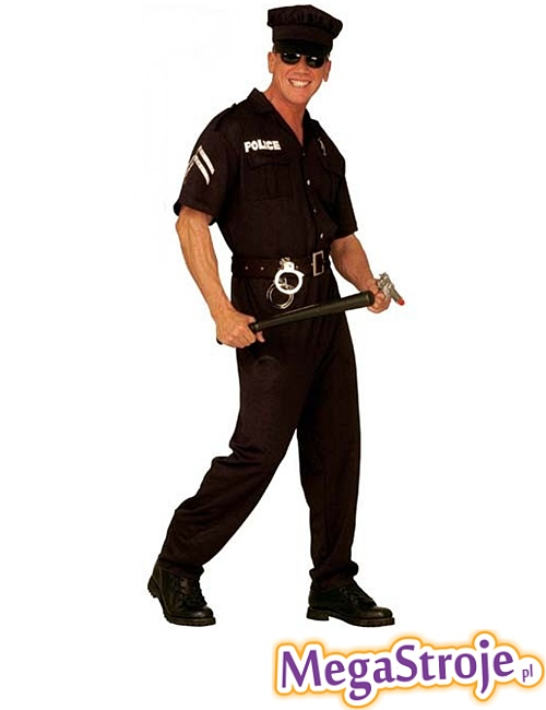Kostium Sexy Policjanta 2