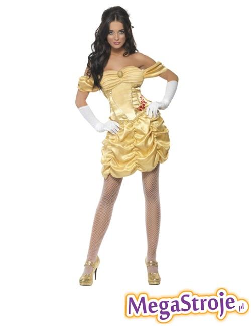 Kostium Sexy Złotowłosa