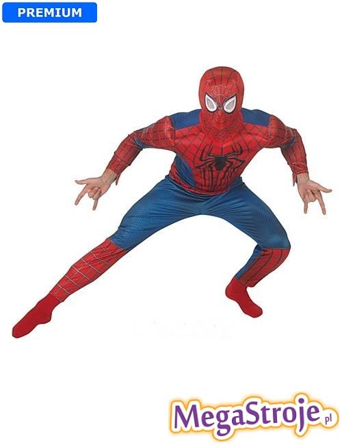 Kostium Spiderman deluxe